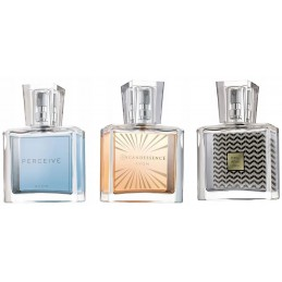 Avon 3x 30ml Perceive -...