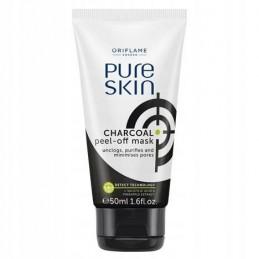 Oriflame Maseczka peel off z węglem Pure Skin