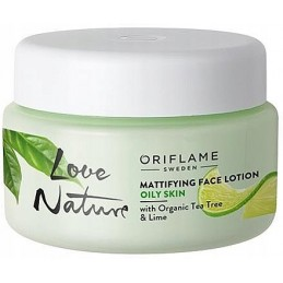 Oriflame Matujący balsam do twarzy 50ml LoveNature