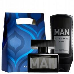 Zestaw upominkowy Avon Man