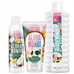 Zestaw 3 kosmetyków Aloha...