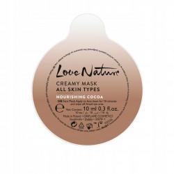 Oriflame Odżywcza maseczka kakao Love Nature 10ml