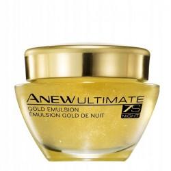 AVON Emulsja ze złotem na noc Anew Ultimate 50 ml