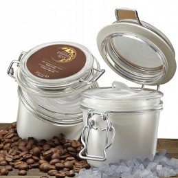 AVON Ujędrniające masło do ciała z kawą w słoiczku