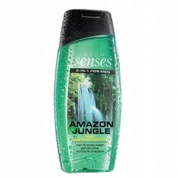 AVON ŻEL POD PRYSZNIC SENSES AMAZON JUNGLE 250ml