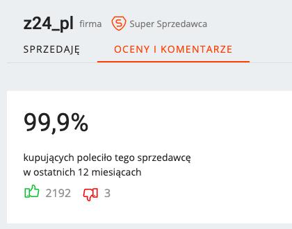 Allegro konto z24_pl